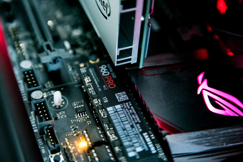 Samsung Ssd 960 Pro Test Pure Geschwindigkeit 4k All About Nvme M2 512gb Das Testsystem