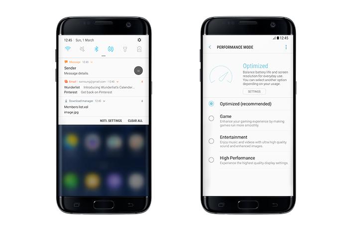Allerdings Bestatigt Samsung Nun Selber Das Nougat Update Fur Einige Smartphones Und Tablets