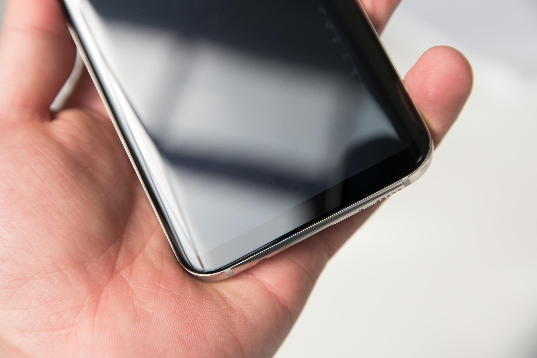 Samsung Galaxy S8 und Galaxy S8+ vorgestellt - 20 Minuten Hands-On ...