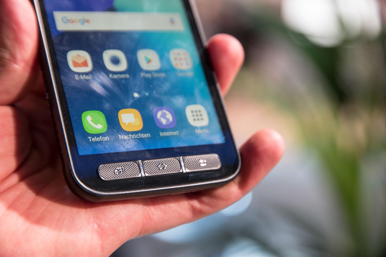 Samsung Galaxy Xcover 4 vorgestellt: Robuste untere ...