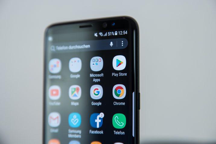 Samsung Galaxy S8: Updates für TouchWiz Home und Bixby