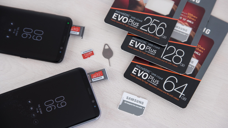 Micro Sd Karte 128gb Test.Samsungs 2017er Evo Plus Microsd Karten Im Test All About Samsung
