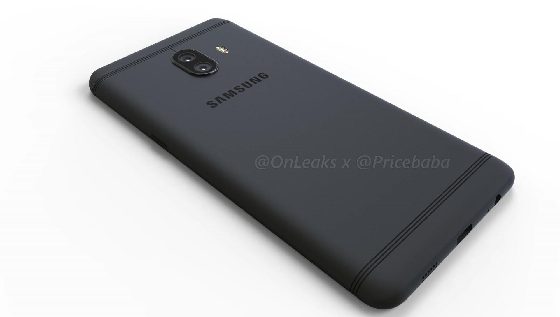 Galaxy C10 Samsungs Erstes Dual Kamera Smartphone Zeigt