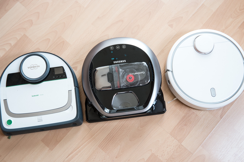 samsung powerbot vr7000 im test inklusive blick auf den. Black Bedroom Furniture Sets. Home Design Ideas