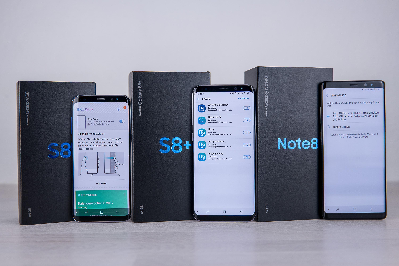 Samsung Enterprise Edition Spezielle Business Losung Startet In
