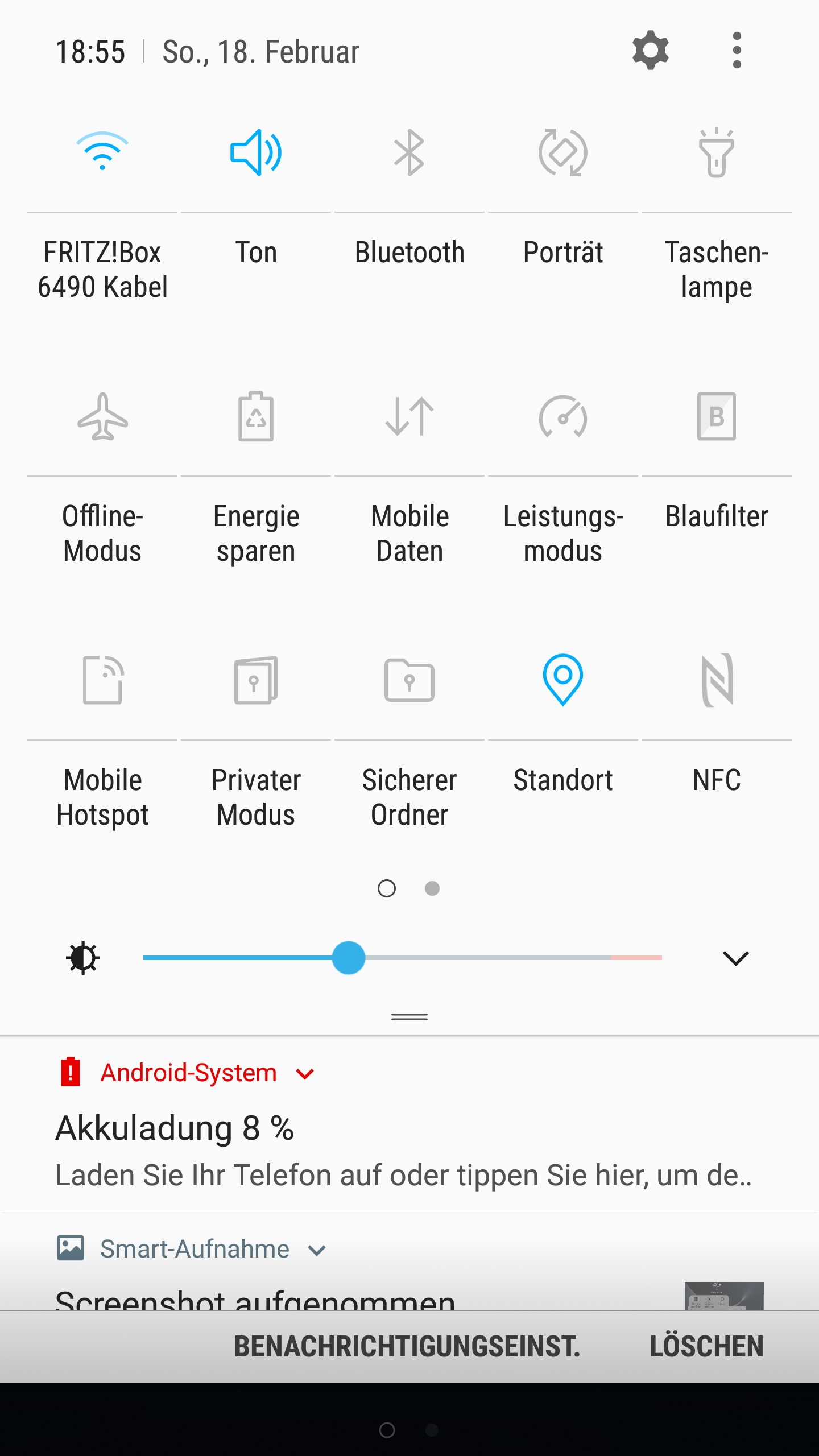 Custom Rom: Android 8 0 Oreo Port auf dem Galaxy S7 edge