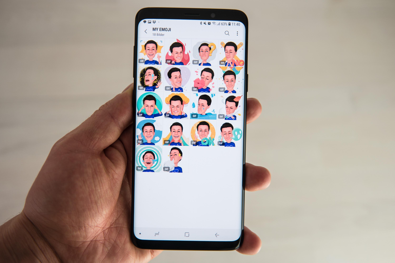 Samsung Galaxy S9 und S9+ im Test: Viva la evolution [4k] - All ...