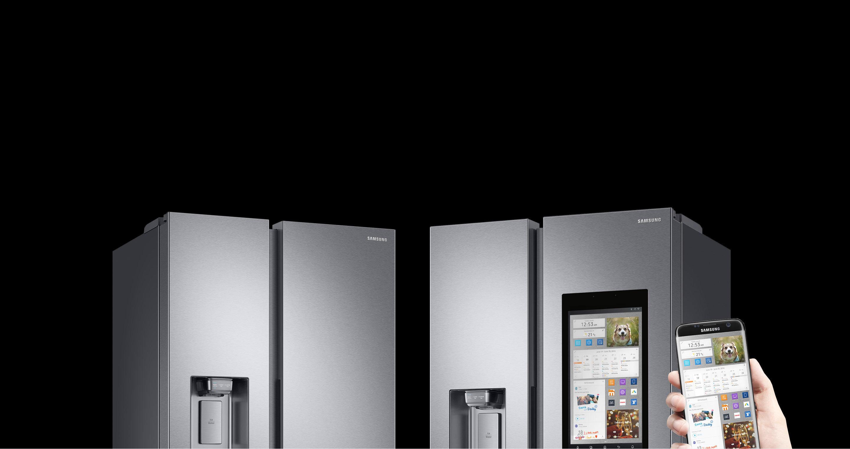 Side By Side Kühlschrank Samsung : Samsung sucht tester für quickdrive side by side family hub und