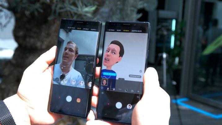Zoomania AR-Emojis für Galaxy S9, S9+ und Note9 verfügbar