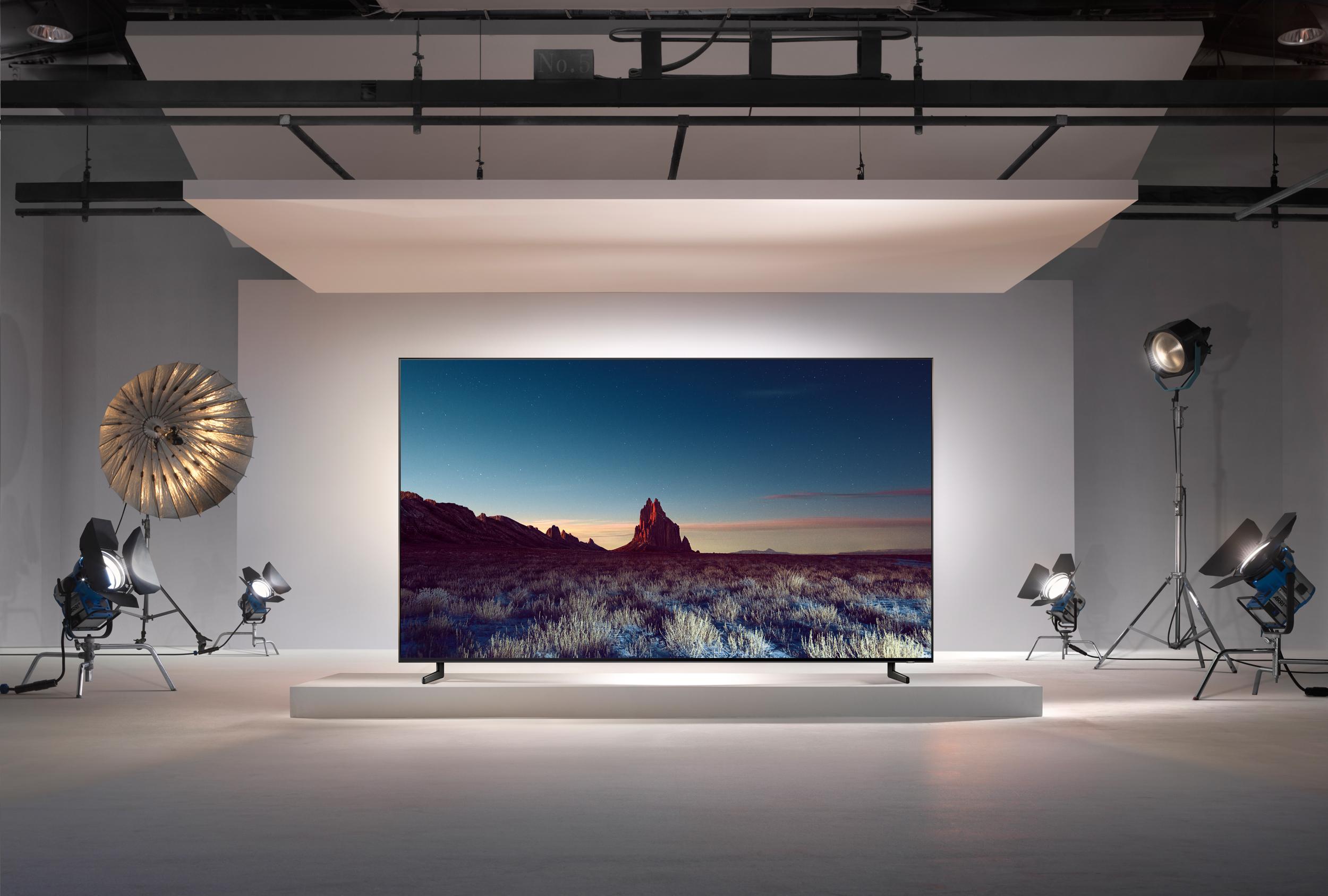 Samsung 8k Qled Tv Vorgestellt Ab Mitte Oktober Ab 65 Zoll Ab