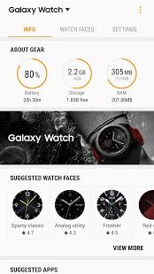 Samsung Gear Manager erhält Android 9 0 Support, neuen Namen und