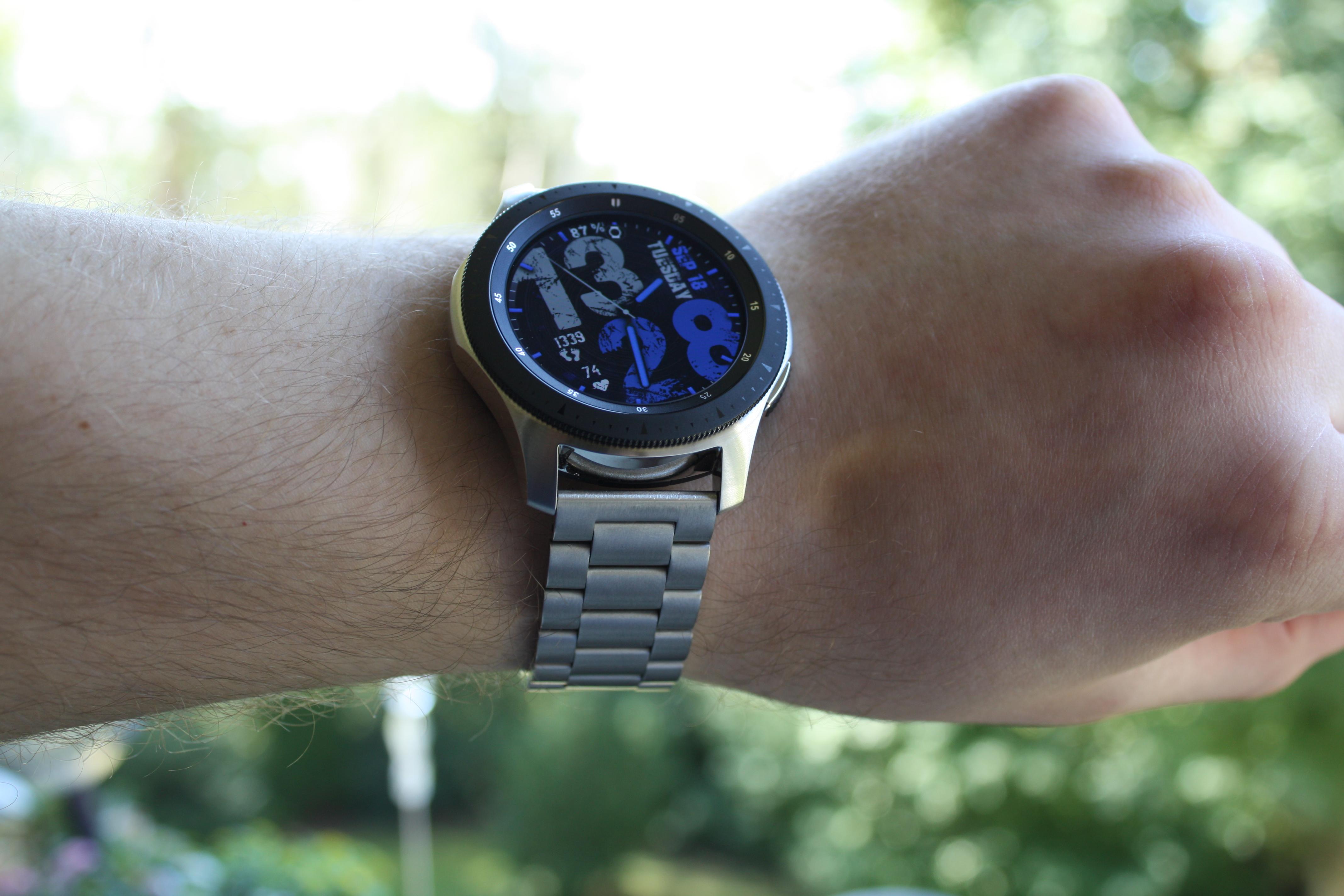 Galaxy watch armbänder