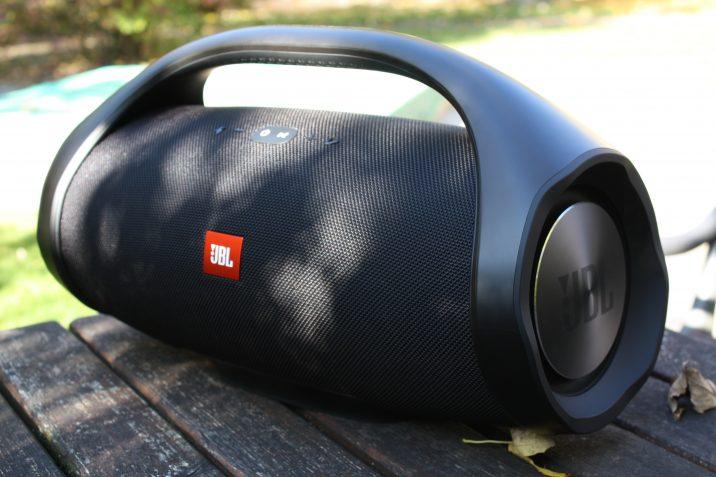 JBL Boombox: Und dann hat's Boom gemacht [Review] - All About Samsung