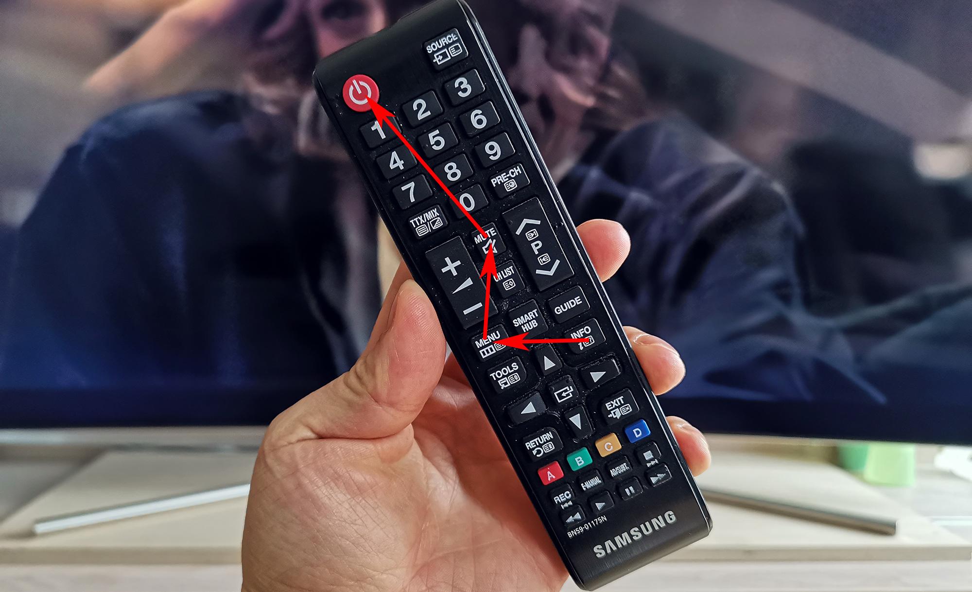 Haken am Fernsehen