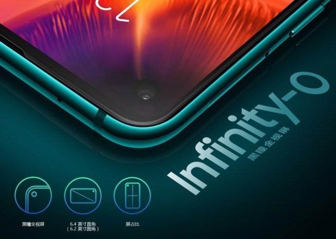 Smartphone mit Loch: Samsung stellt das Galaxy A8s offiziell vor