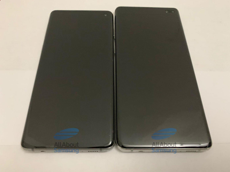 Exklusiv Bilder Des Galaxy S10 Und Galaxy S10 Plus All About Samsung