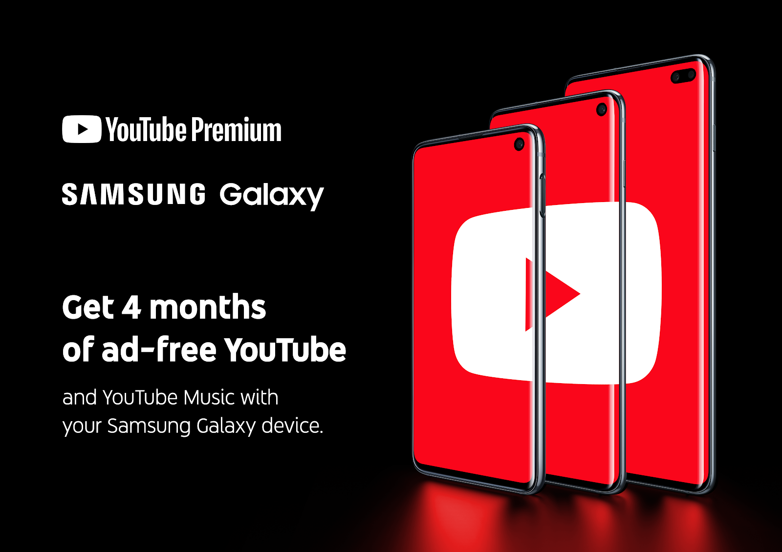 Galaxy S20 Vier Monate YouTube Premium gratis   All About Samsung
