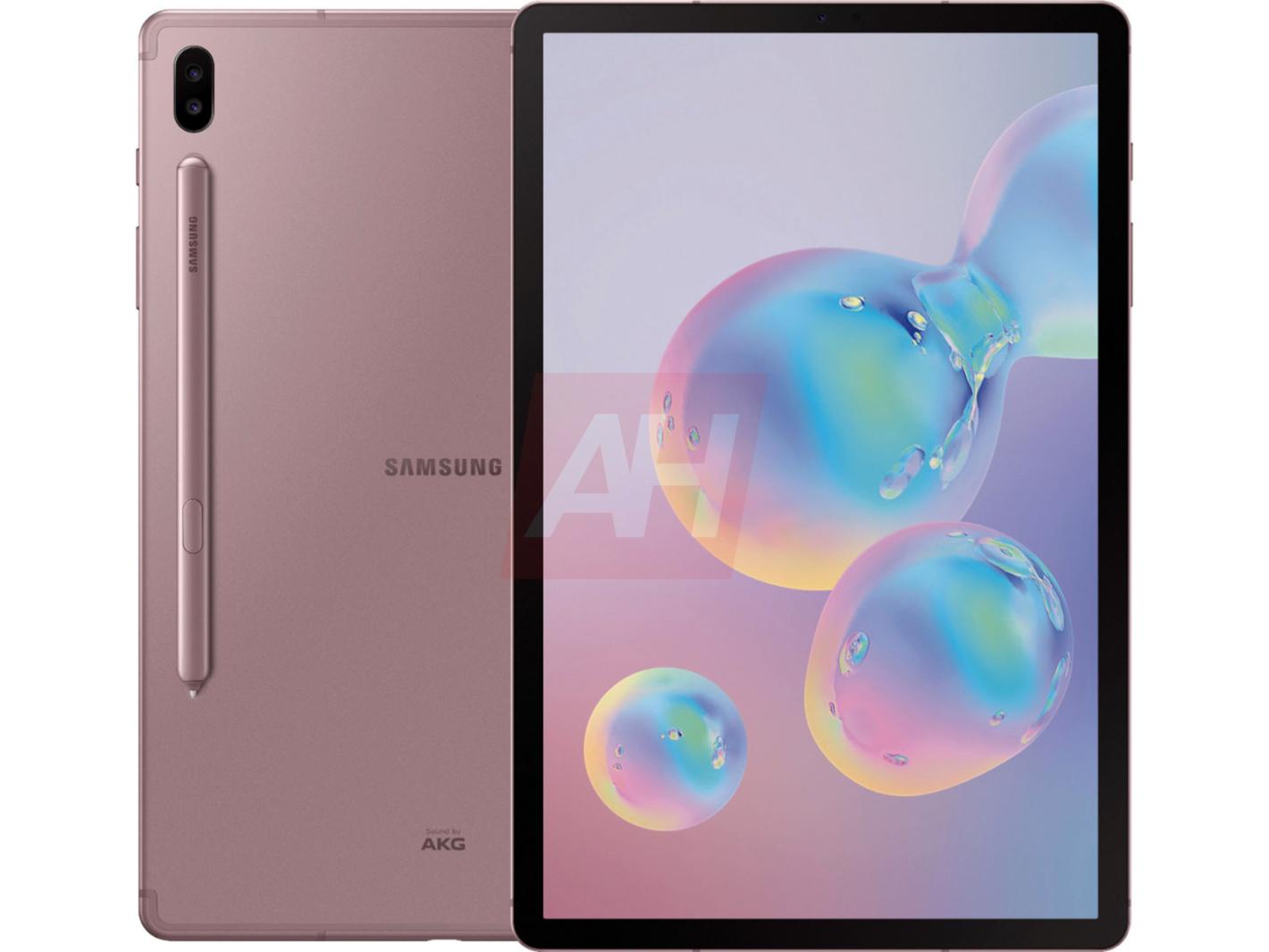 Sim Karte Für Tablet.Galaxy Tab S6 Zeigt Sich Auf Offiziellen Presserendern All About