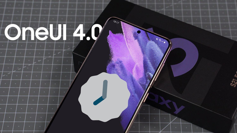 Galaxy S21-Reihe: Samsung veröffentlicht dritte Android 12 / OneUI 4 Beta