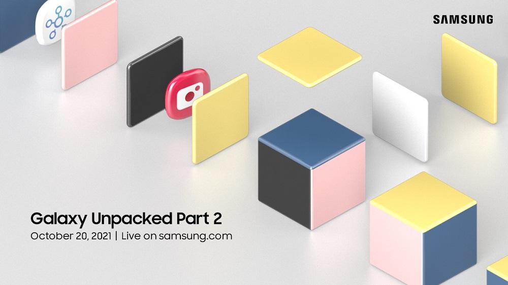 Samsung Unpacked Part 2: So könnt ihr das Event live mit verfolgen